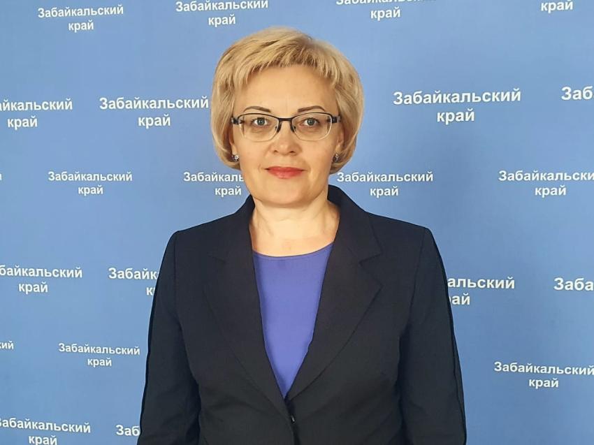 Александр Осипов представил министра образования, науки и молодежной политики Забайкальского края