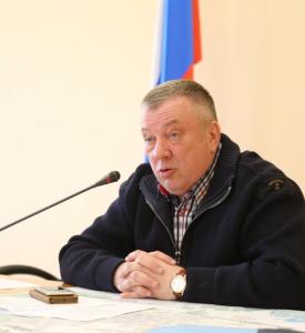Андрей Гурулёв: До 2 июня пройдет тотальная дезинфекция всех организаций и учреждений в Чите