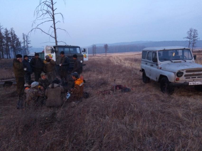 В Забайкалье за неделю выявили 13 нарушителей правил пожарной безопасности в лесах