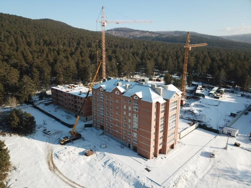 Дальневосточная ипотека: забайкальцы взяли квартир на полтора миллиарда рублей