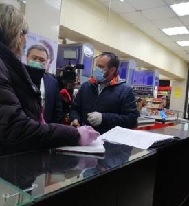 Особый режим работы в сфере торговли и услуг Читы продлили до 7 июня включительно
