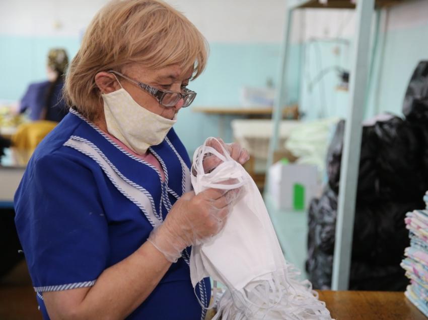 Минэконом региона: Полмиллиона масок имеются в продаже в Забайкалье
