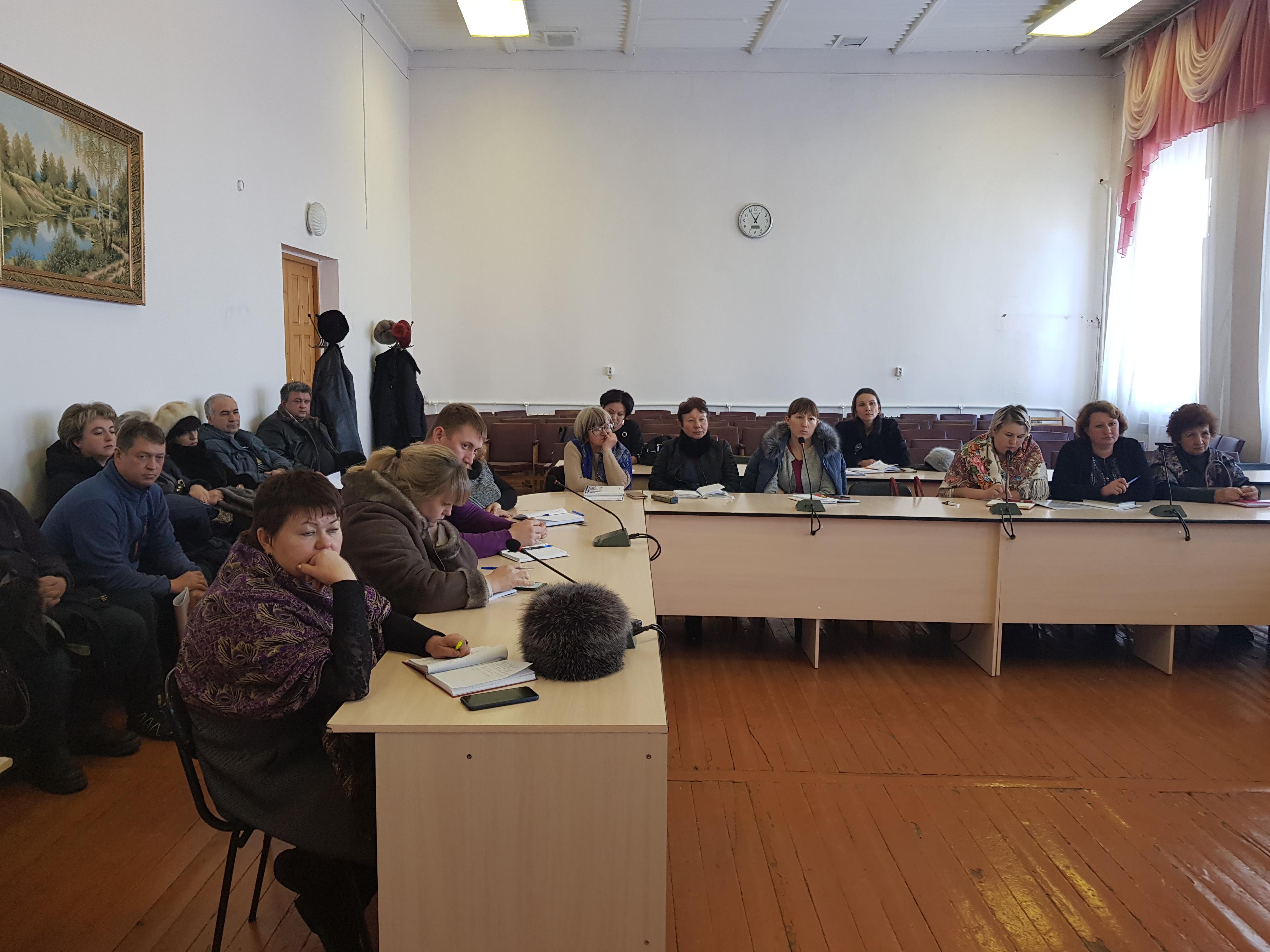 17 декабря  в 11часов 30 минут в актовом зале администрации МР «Чернышевский район» состоялось заседание Совета по развитию предпринимательства в Чернышевском районе.