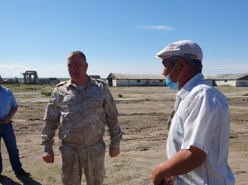 Пожарная часть появится в селе Новая Заря Ононского района