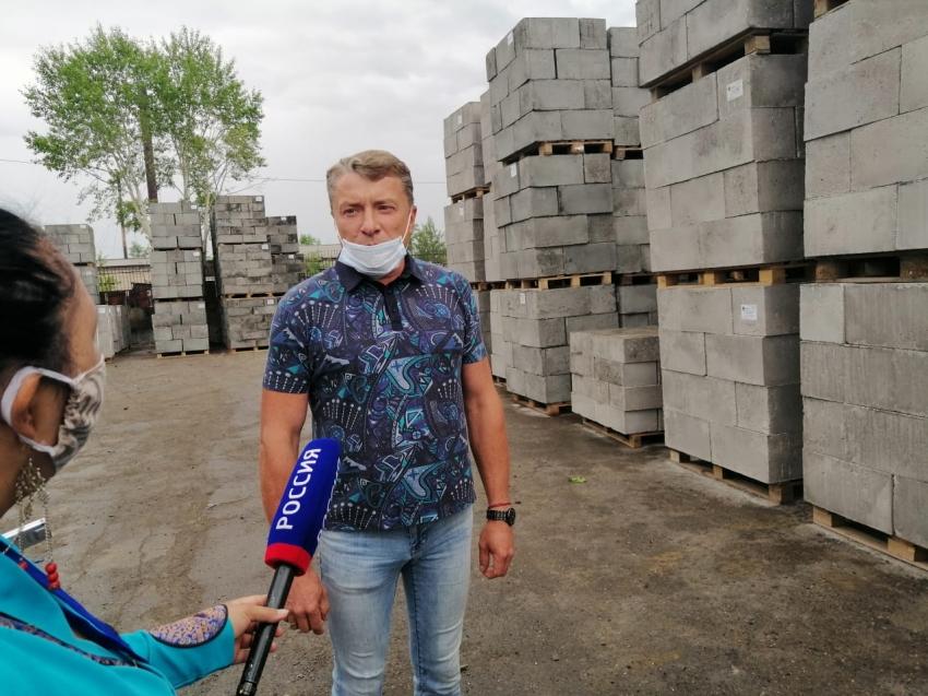 Льготный кредит под 2 % дал возможность предприятию Александра Алябьева  сохранить штат сотрудников и запланировать запуск новой производственной линии