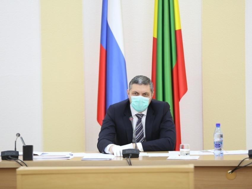 Александр Осипов: Во время сдачи ЕГЭ в Забайкалье нужно обеспечить максимальную безопасность