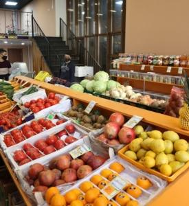 Минэконом Забайкалья: В регионе подорожали картофель и яблоки
