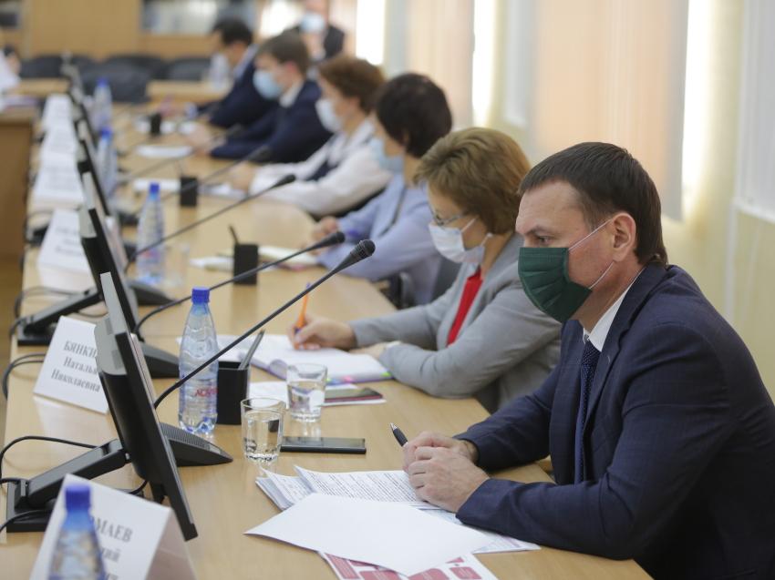 Правительство Забайкалья предложило изменить законы из-за поправок в Конституцию