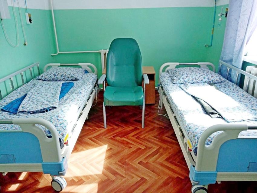 Функциональные кровати по нацпроекту «Здравоохранение» поступили в Агинскую больницу