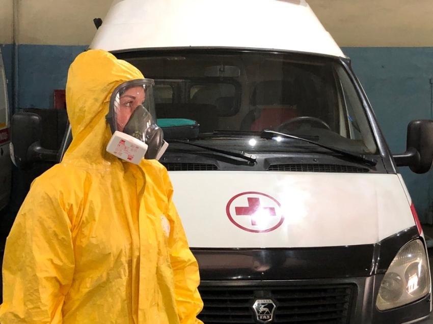 Рост заболеваемости коронавирусом отмечается в Каларском районе Забайкалья