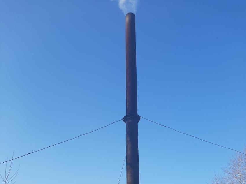 В Чите продолжаются мероприятия по снижению выбросов в атмосферный воздух