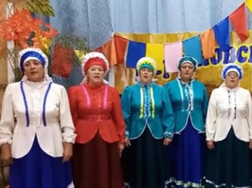 В Забайкалье прошел VIII краевой фестиваль «Играй гармонь, звени частушка!»