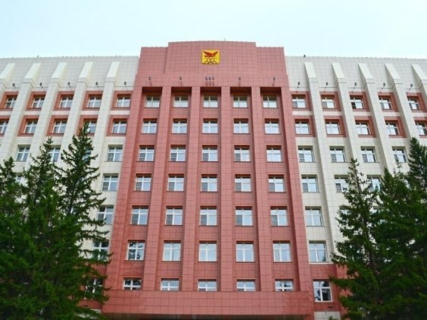 Министры Забайкалья публично отчитаются о работе за первую половину 2020 года