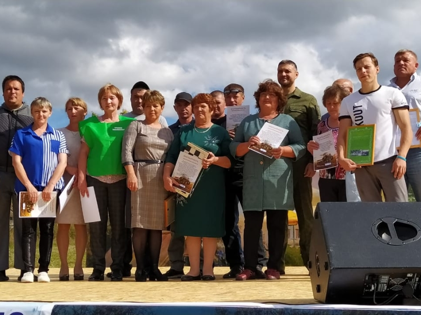Жители Ульяновки всем селом выбрали здоровый образ жизни