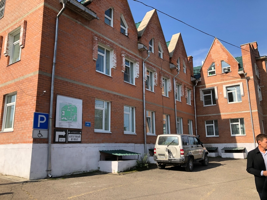 Детскую поликлинику в городской больнице №2 отремонтировали по нацпроекту