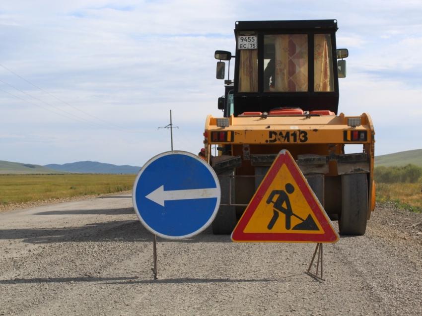 Капитальный ремонт дороги до села Нуринск проведут в Могойтуйском районе