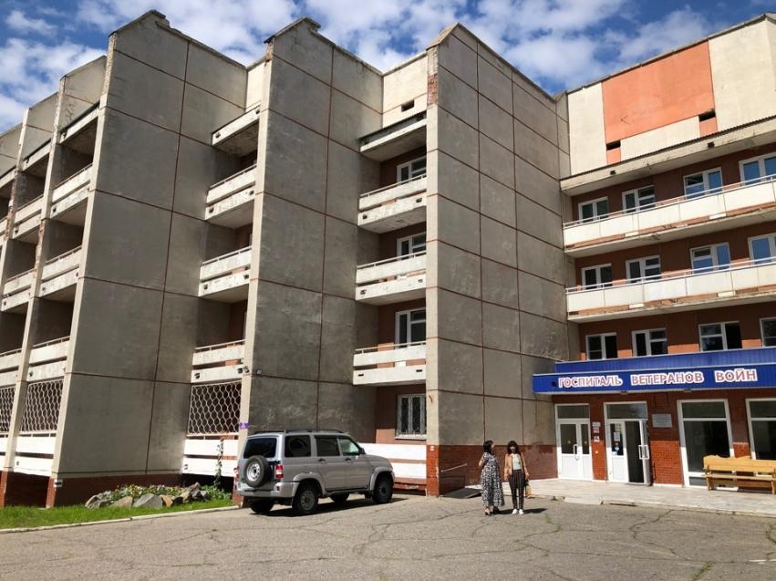 Госпиталь для ветеранов войн войдет в число моностационаров в Забайкалье