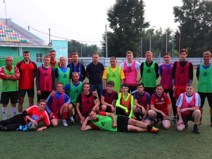 Болельщики футбольного клуба «Чита» сыграют с ветеранами Забайкальского футбола 22 сентября