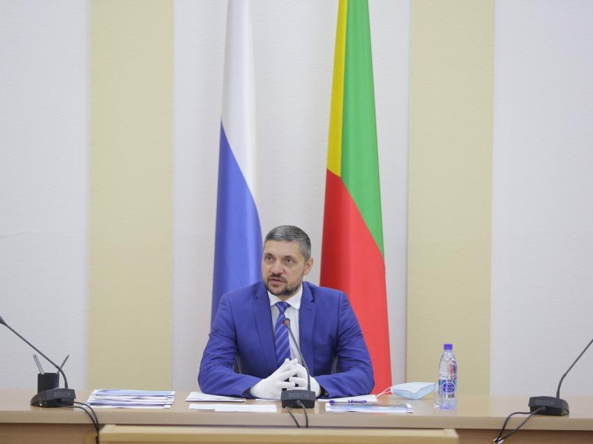 Александр Осипов в «Забайкальском рабочем»: Новая система обращения с ТКО охватила 80% края