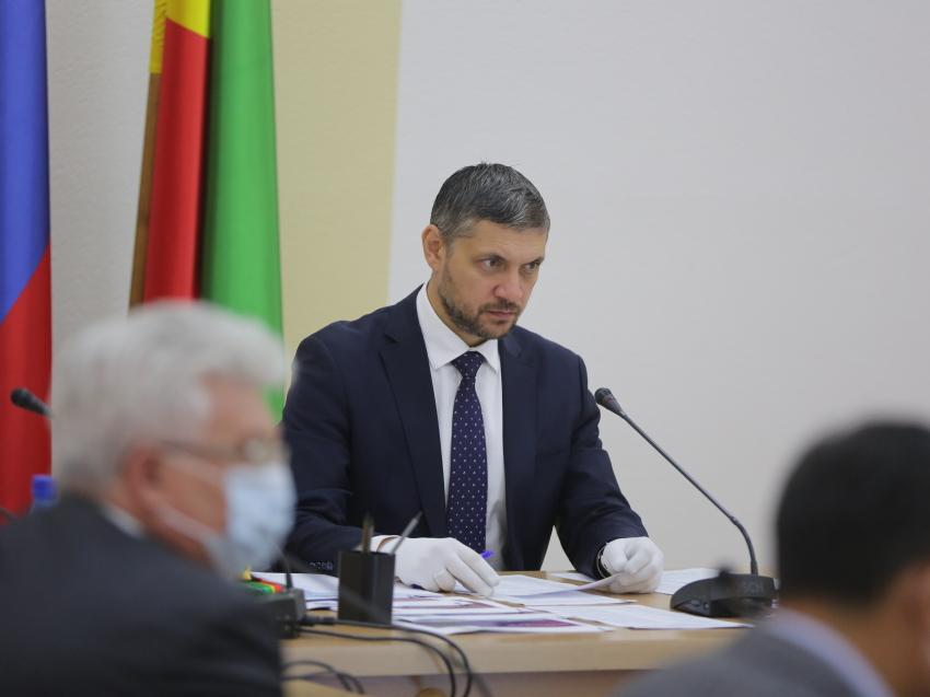 Александр Осипов:  Экономика Забайкалья показала готовность работать в экстремальных условиях