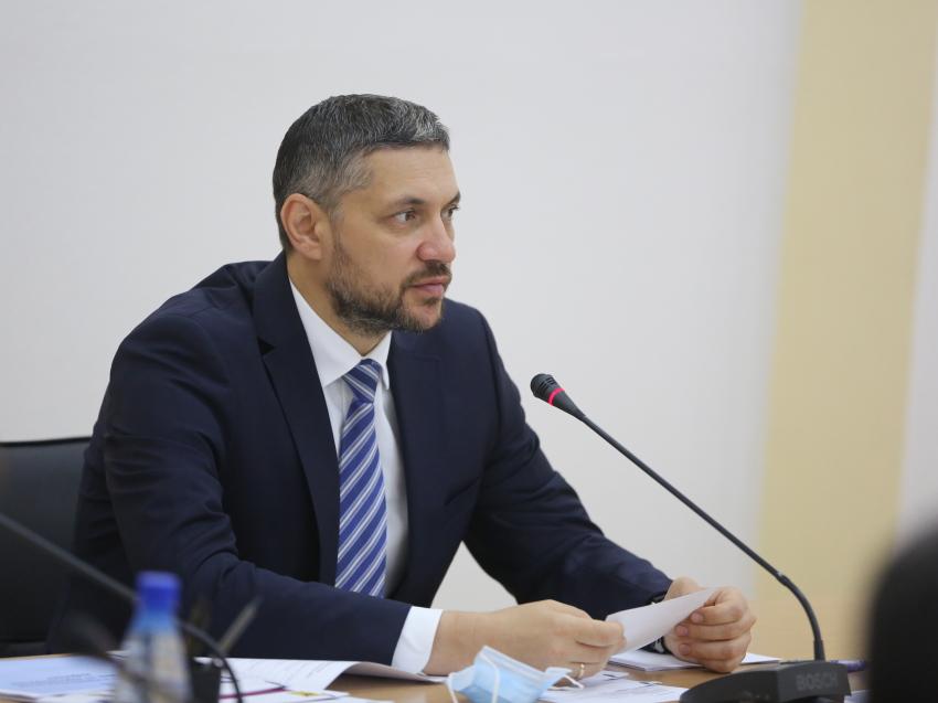 Александр Осипов: Снижение количества лесных пожаров в Забайкалье дается серьезными усилиями