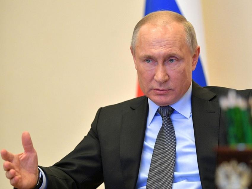 Владимир Путин пообещал, что постарается приехать в Краснокаменск
