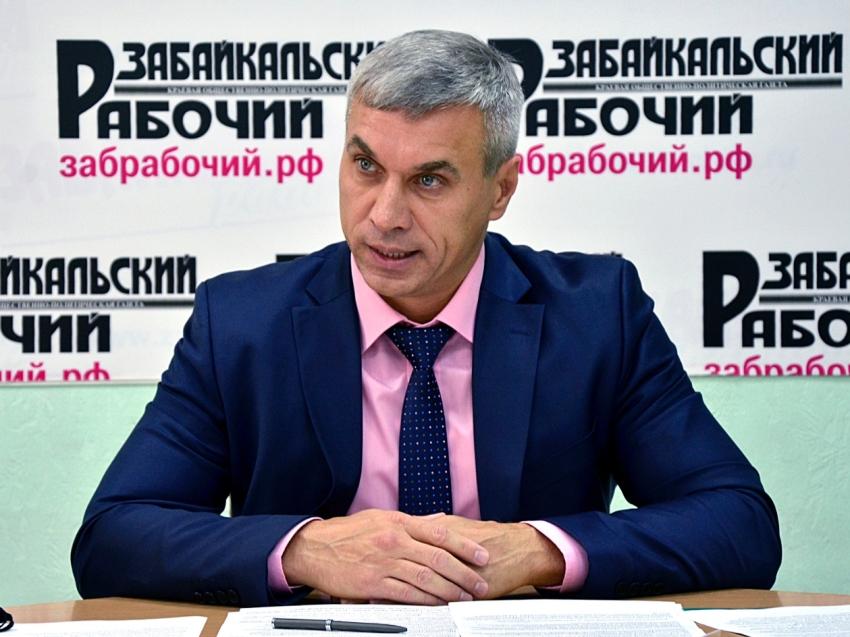 Начальник Госинспекции Забайкалья Михаил Заиченко: Мы работаем в интересах забайкальцев