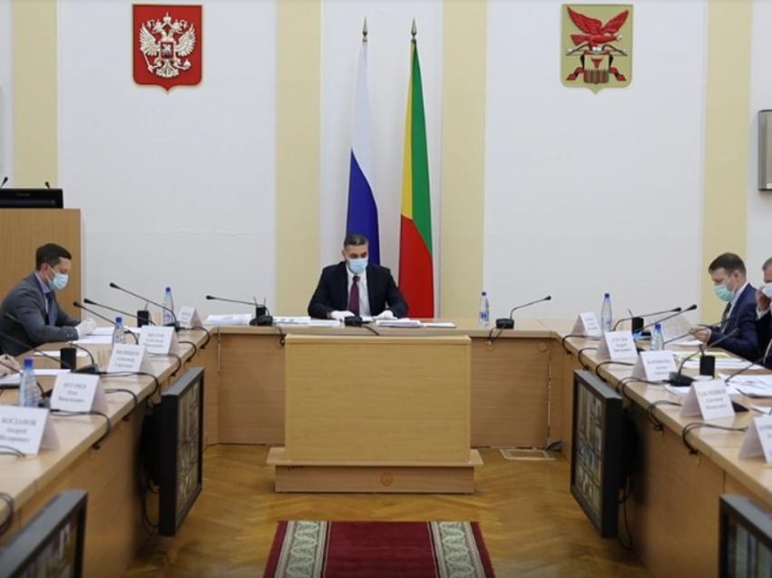 Губернатор Забайкалья поручил усилить внимание к работе горячих линий по COVID-19