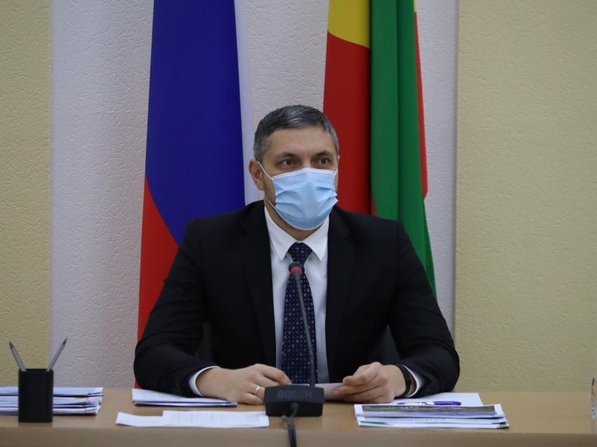 Александр Осипов призвал забайкальцев соблюдать меры безопасности в период распространения коронавируса
