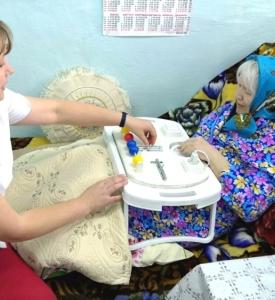 Cтимулирующие выплаты получили работники  закрытых на самоизоляцию соцучреждений Забайкалья