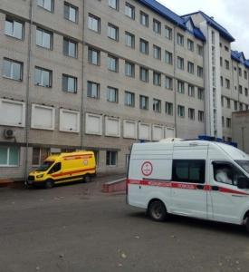 Два автобуса дополнительно будут доставлять пациентов с COVID-19 на КТ в Чите