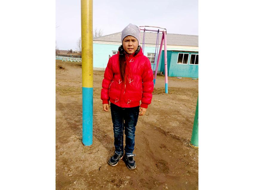 Единственная девочка-участница из  детского центра победила в турнире Агинского района по воркауту