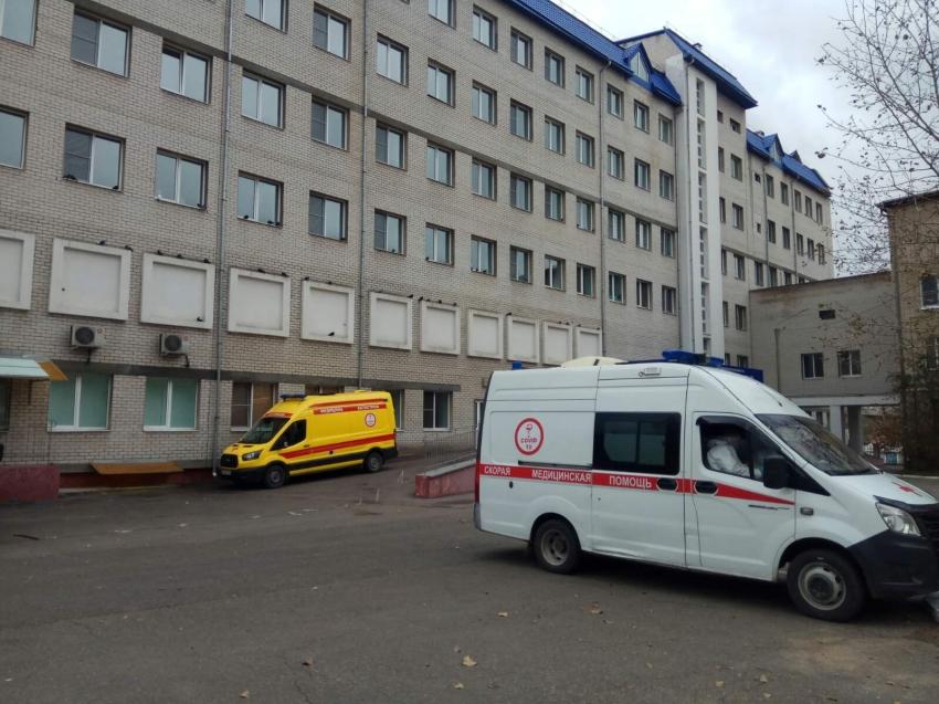 Телефон для родственников пациентов главного моностационара Забайкалья озвучили в краевом Минздраве