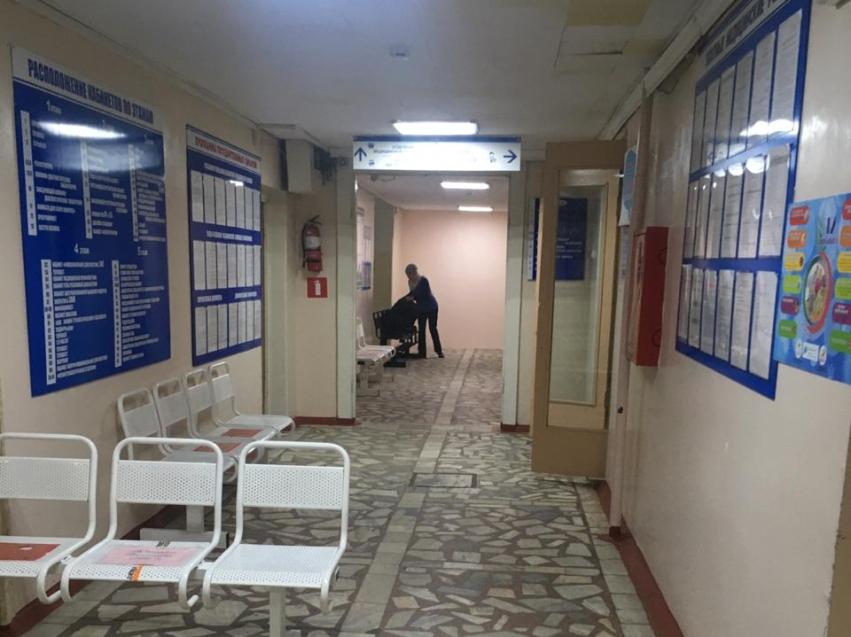 В моноклинике Читы в вечернее время нет очередей