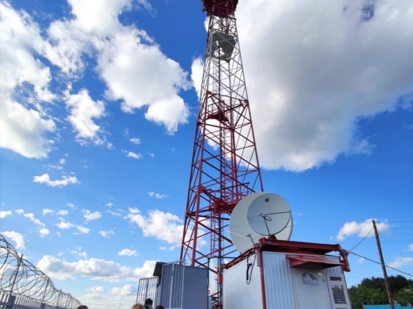 Станции сотовой связи модернизируют в Забайкалье