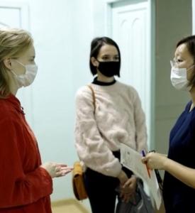 Медпомощь в условиях COVID-19 оказывают более 700 студентов в Забайкалье