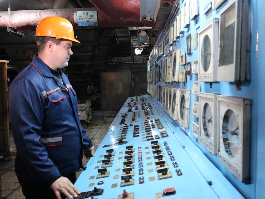 Министр ЖКХ: Ремонтные работы на Первомайской ТЭЦ ведутся по графику