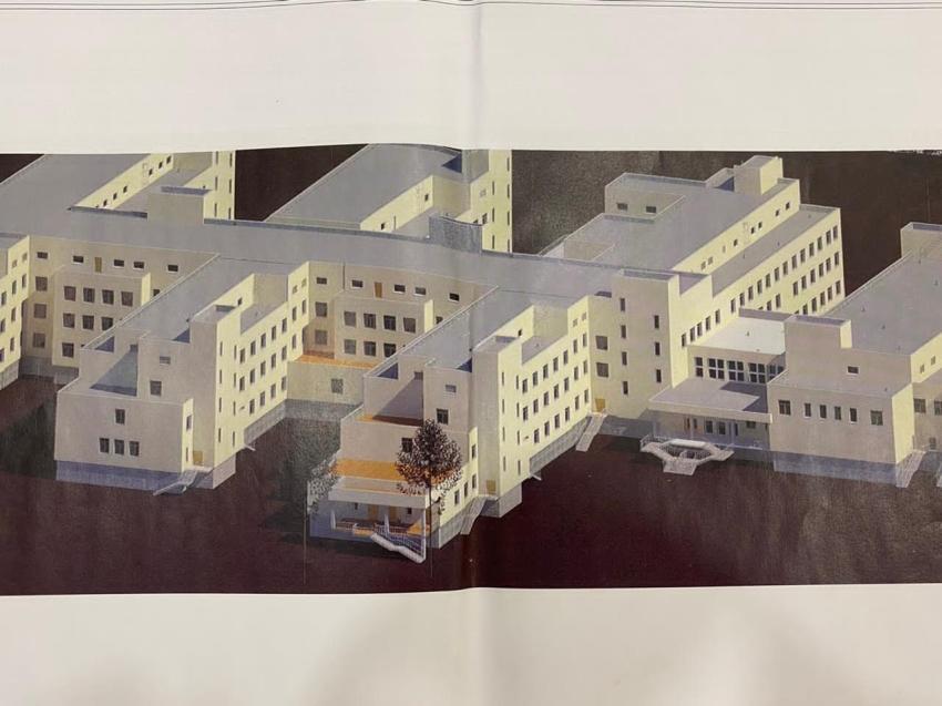 Проект туберкулезной больницы в Чите одобрен госэкспертизой