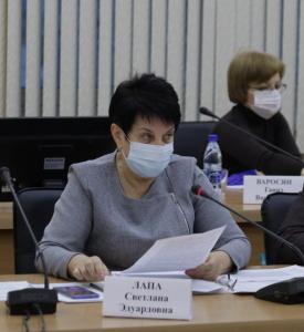 В Забайкалье готовят меры сдерживания распространения коронавируса на новогодних праздниках