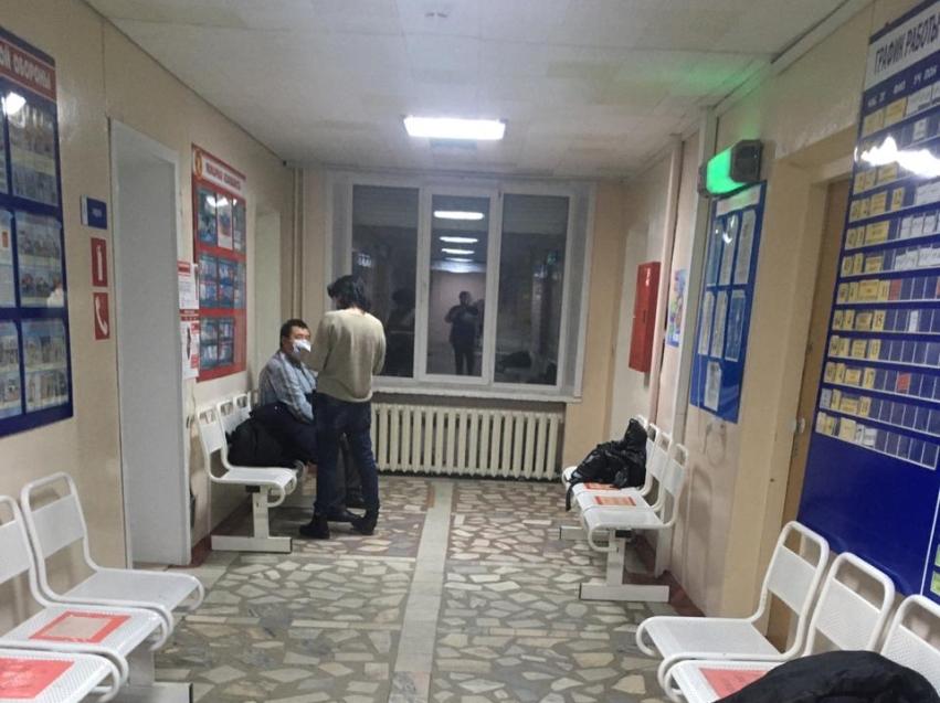 Оперштаб: COVID-клиника в Чите прекращает прием пациентов ночью