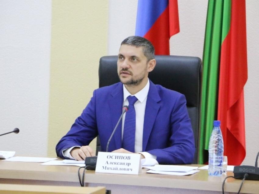 Александр Осипов: ТОР «Забайкалье» стала самой динамично развивающейся на Дальнем Востоке