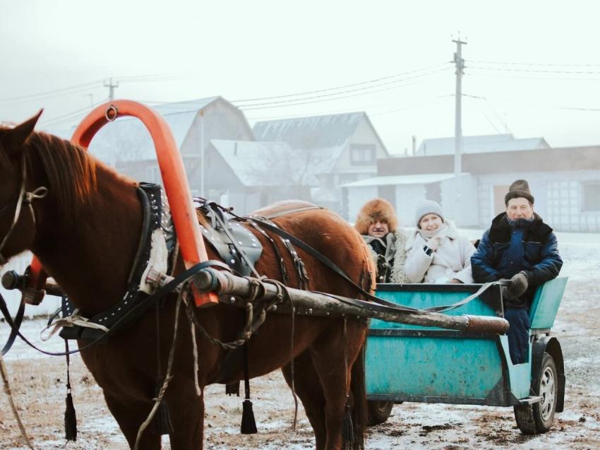 В Чите разработали первый новогодний туристический маршрут