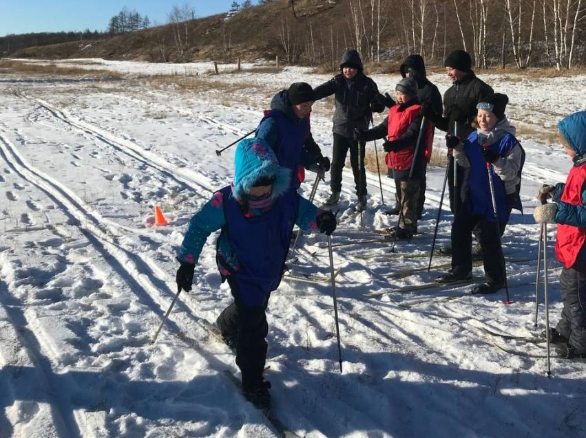 Арахлейская лыжная гонка пройдет 4 января в Забайкалье