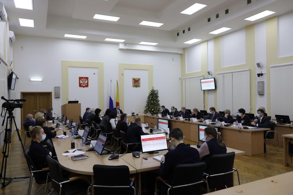 Александр Осипов высоко оценил работу Минфина Забайкалья в 2020 году
