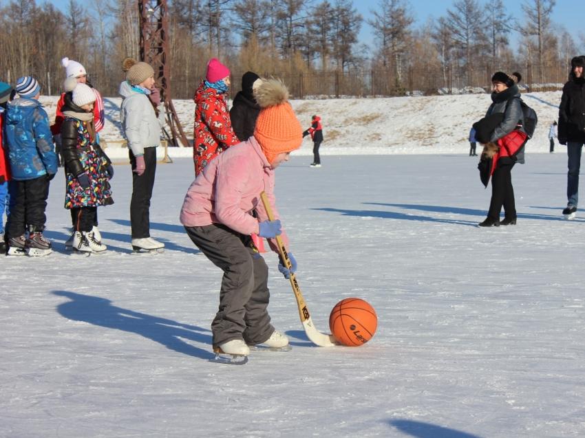 Всероссийский день снега пройдет в Чите 16 января