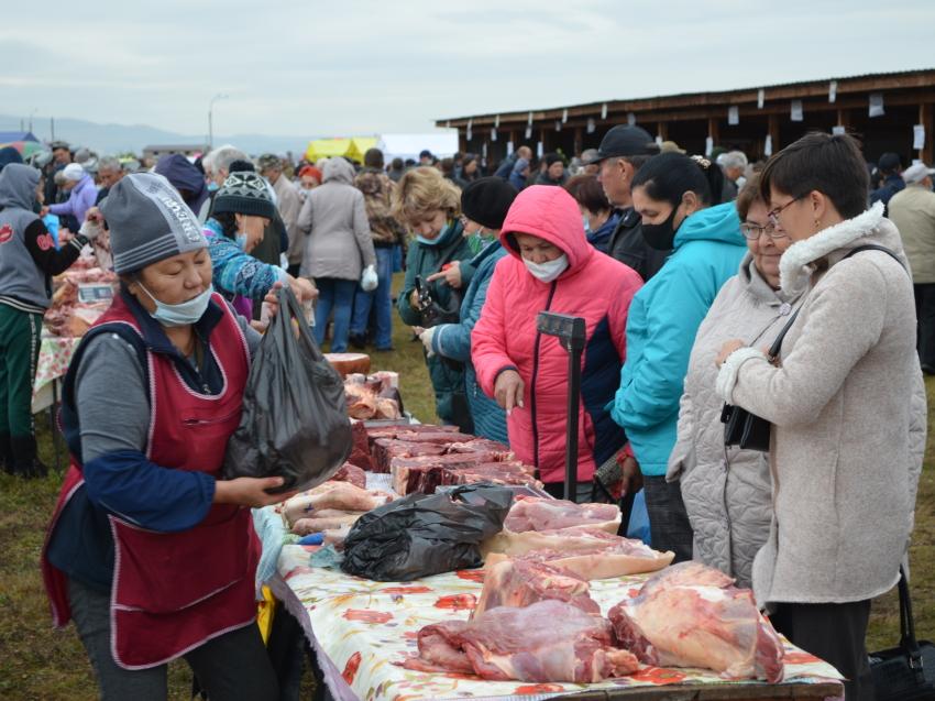 Забайкальские хозяйства в 2020 году произвели более 86 тысяч тонн мяса