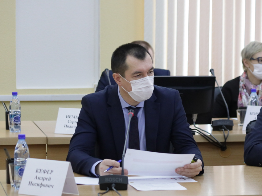 Андрей Кефер: В Забайкалье реализуют три новых региональных проекта