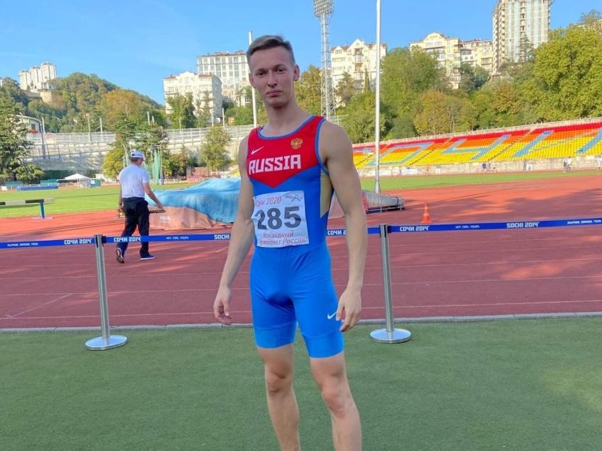 Бегун из Забайкалья вошел в молодежную сборную России по легкой атлетике