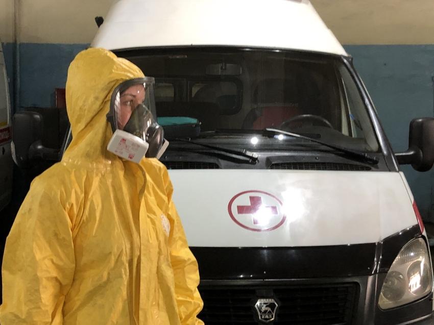 Минздрав Забайкалья вносит корректировку в маршрут госпитализации больных коронавирусом
