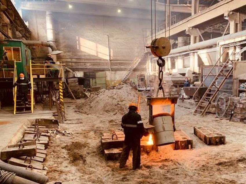 Производство на заводе в Первомайске стало бережливым
